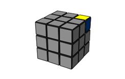 角块不可见侧面颜色的快速判断技巧和训练